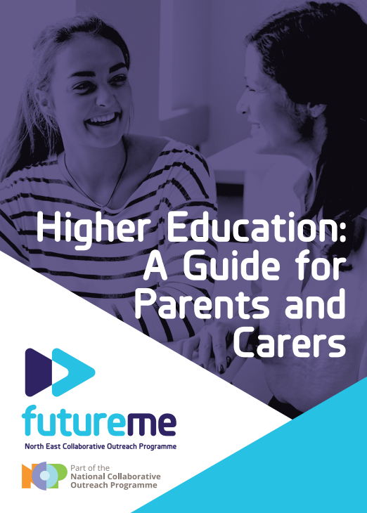 Higher Education - A Guide for Parents