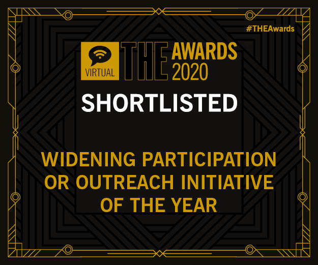 THE Awards Shortlisted Entry