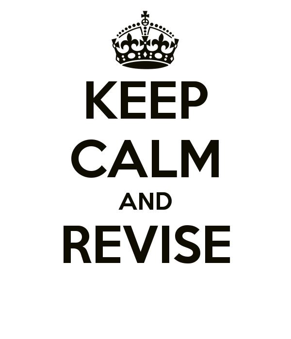Top 10 Revision Tips